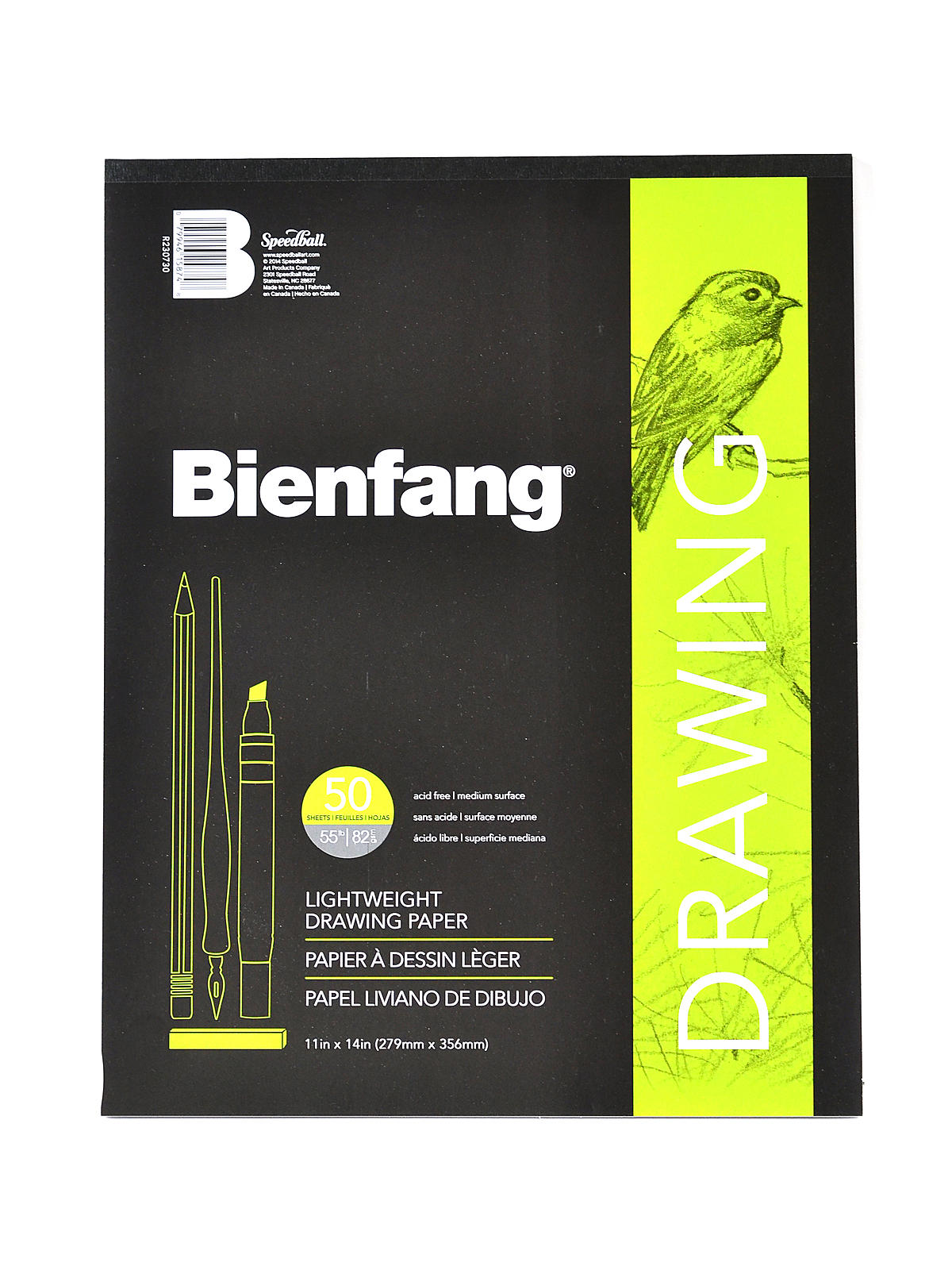 501 Giant Drawing Paper Pad