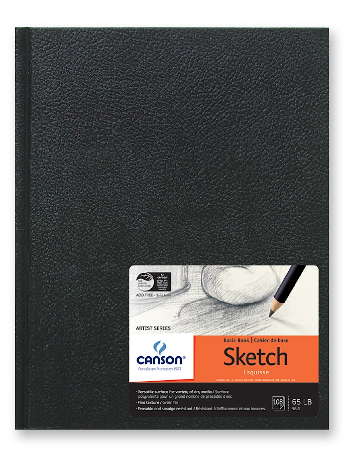 Basic Sketch Book