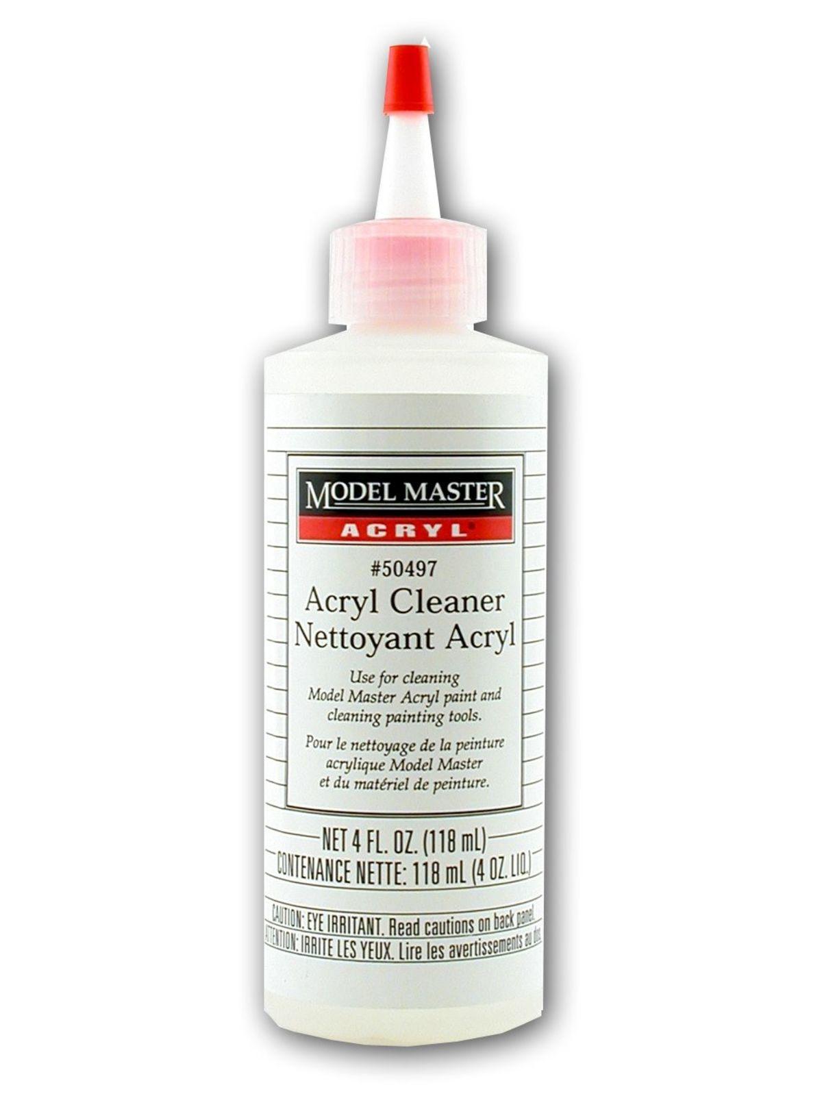 Model Master Acryl Cleaner