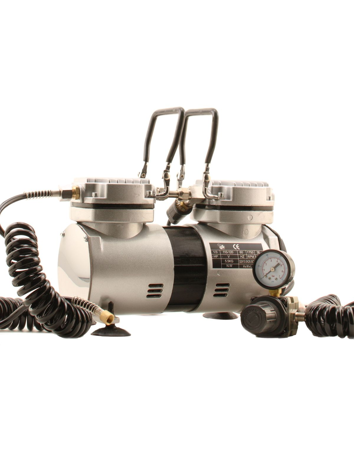 Scorpion II Compressor