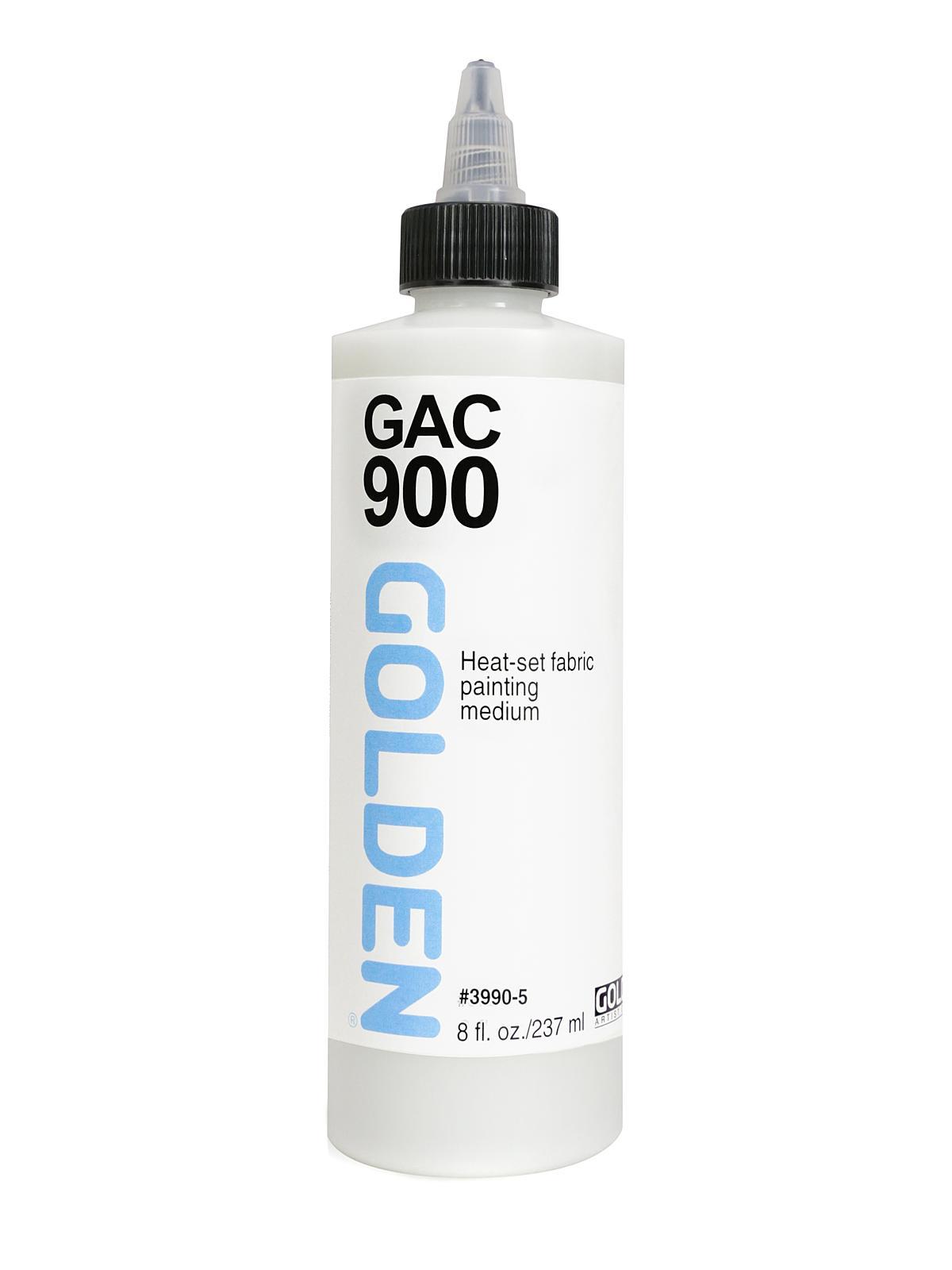 GAC 900 Acrylic Heat-Set Fabric Medium