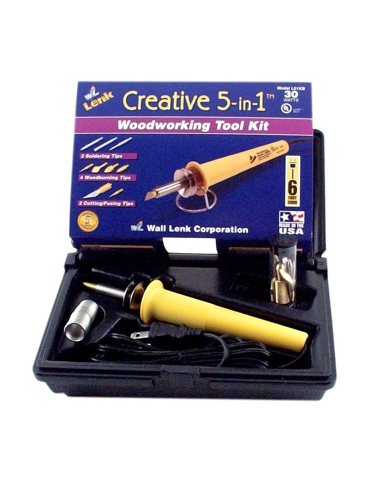 Creative 5 - In - 1 Tool Kit