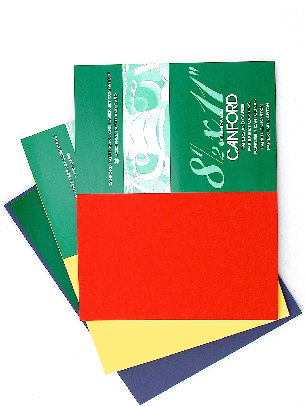 Canford Cut  Paper & Card Sheets