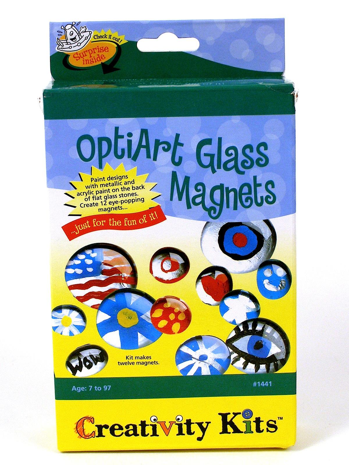 Pop-Art Magnets Mini Kit