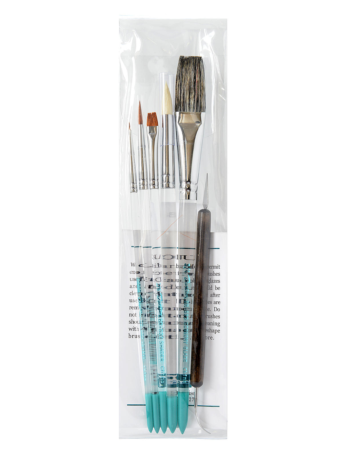 Introductory Brush & Tool Kit