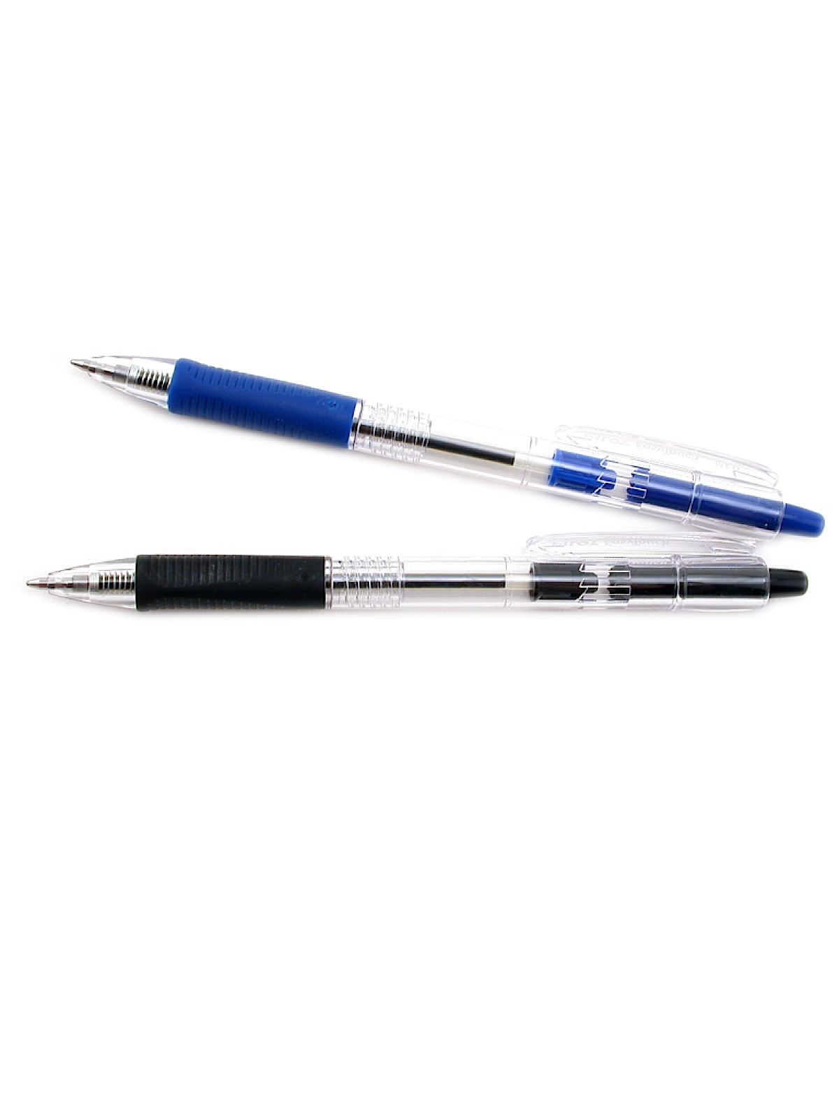 Easy Touch Retractable Ball Point Pen