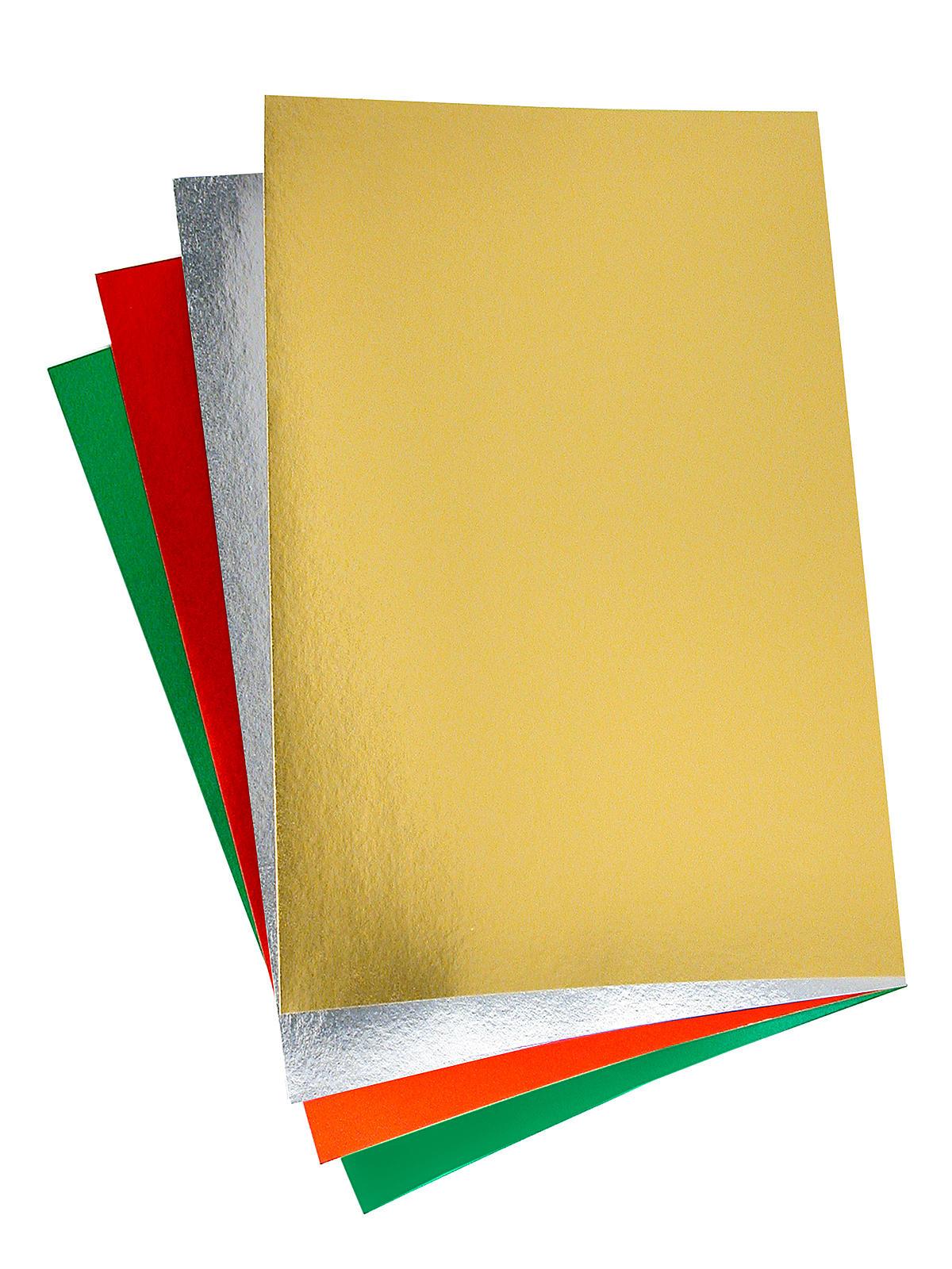 Pacon Metallic Foil Board | MisterArt.com