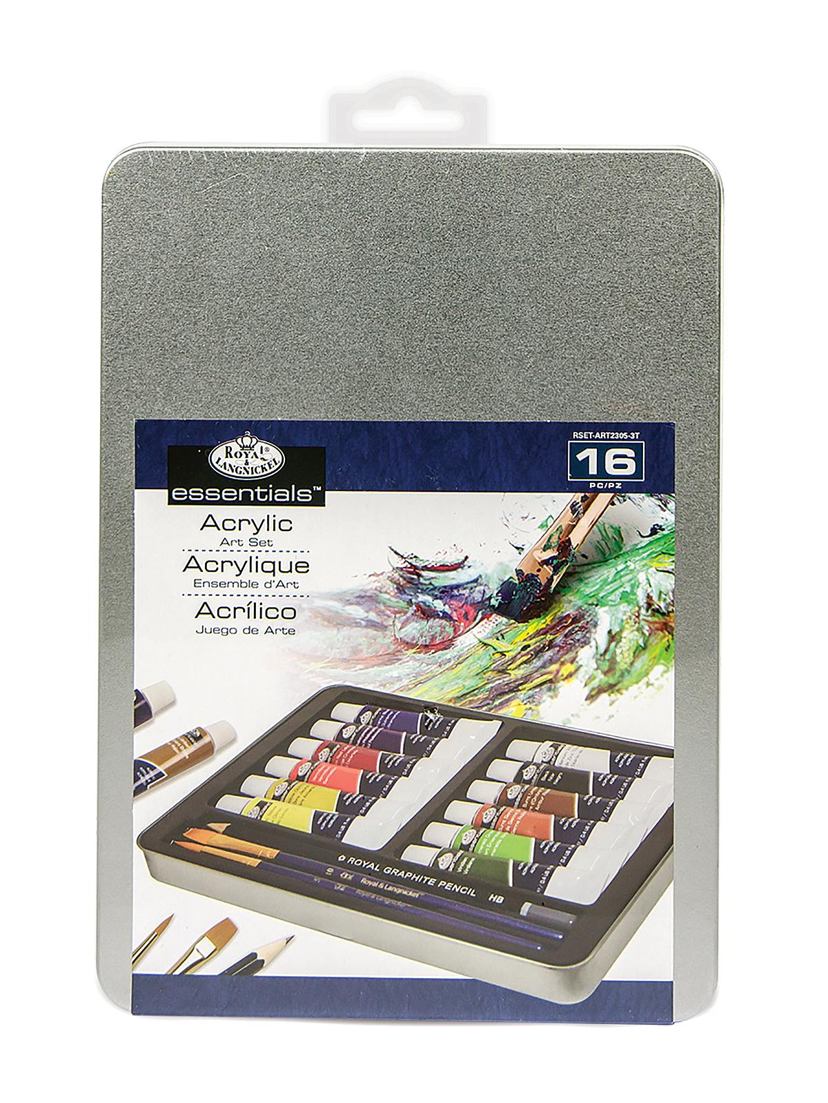 Acrylic Painting Art Set