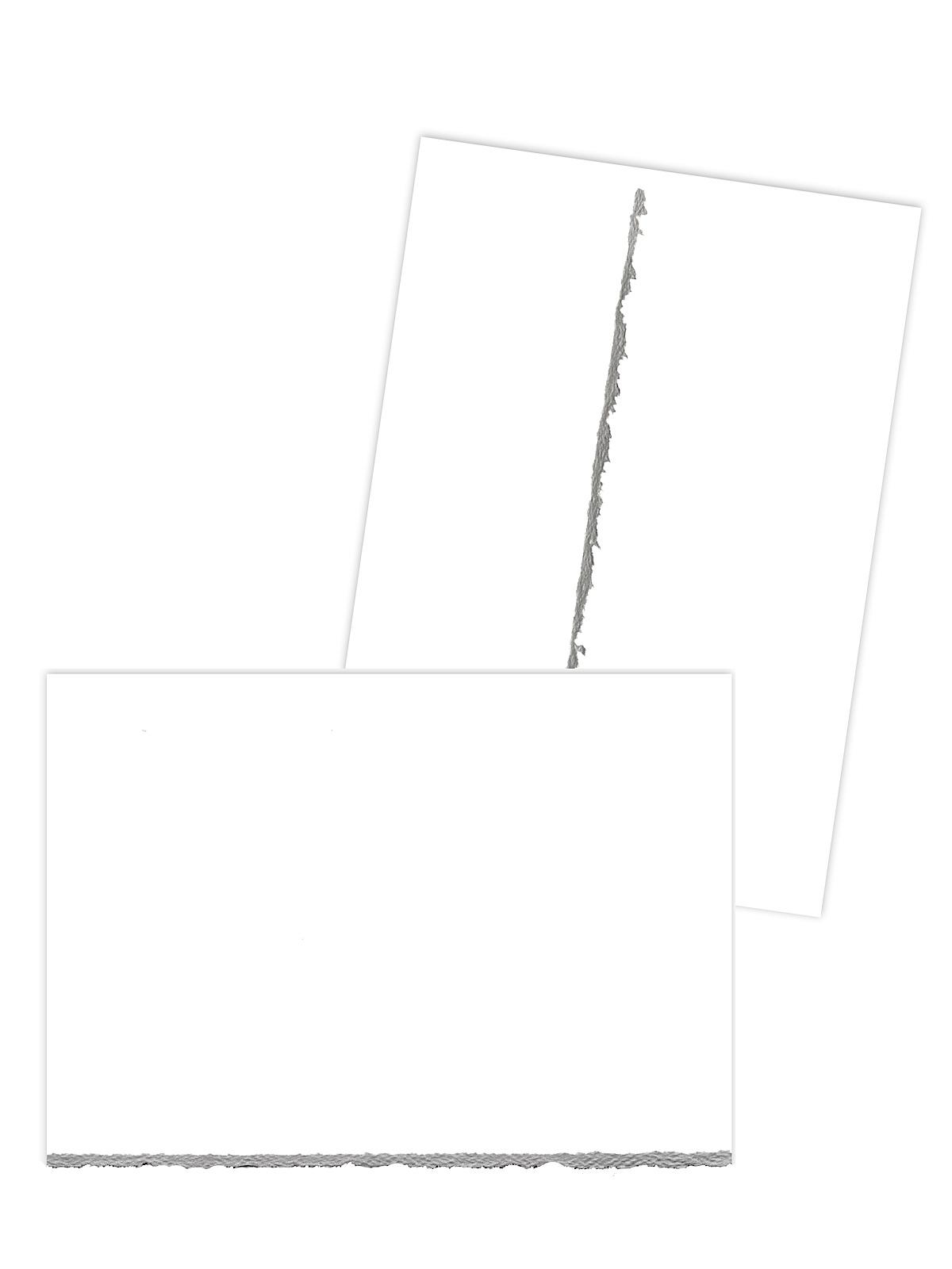 Deckle Edge Creative Cards