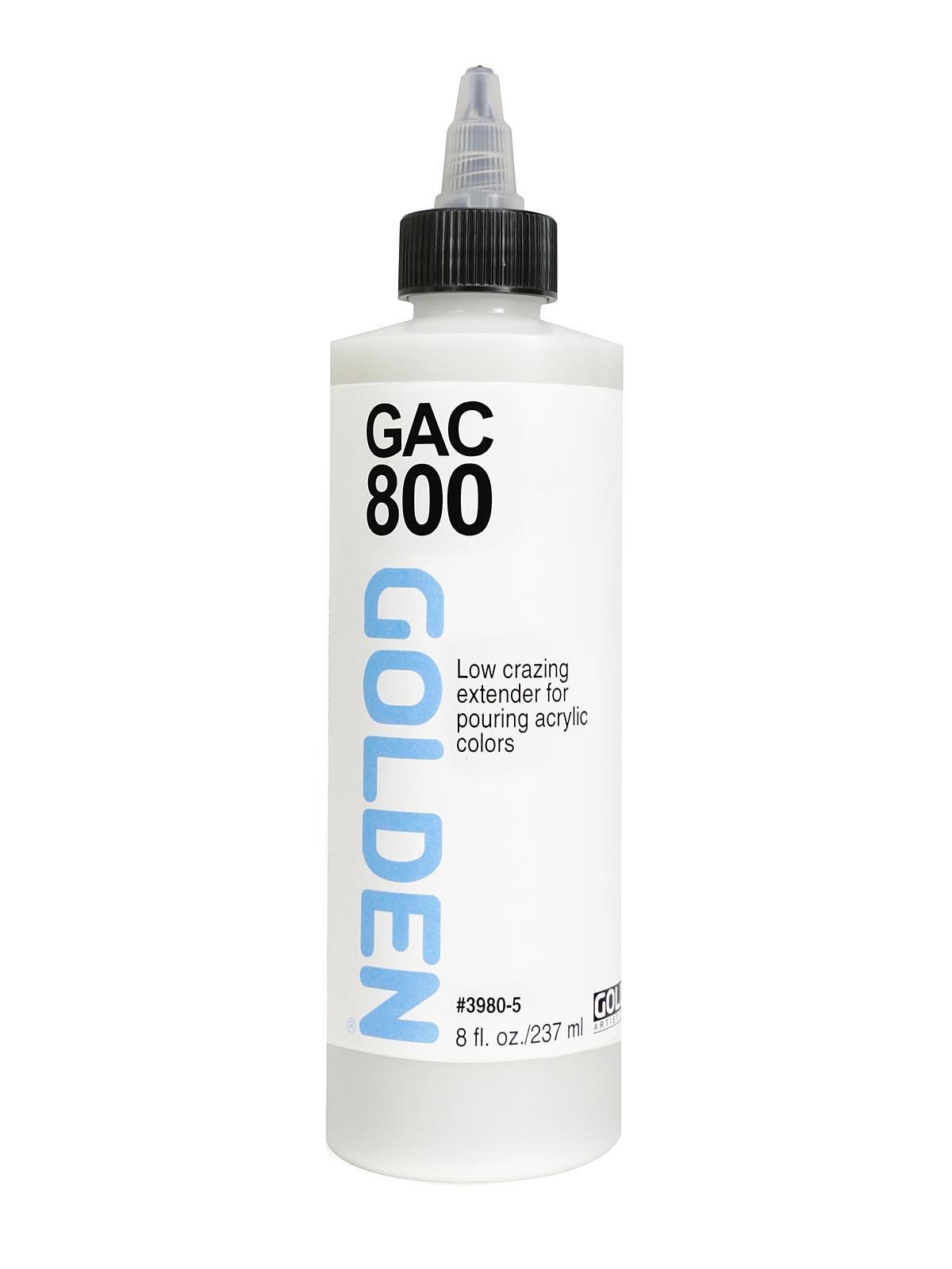 GAC 800 Acrylic Medium