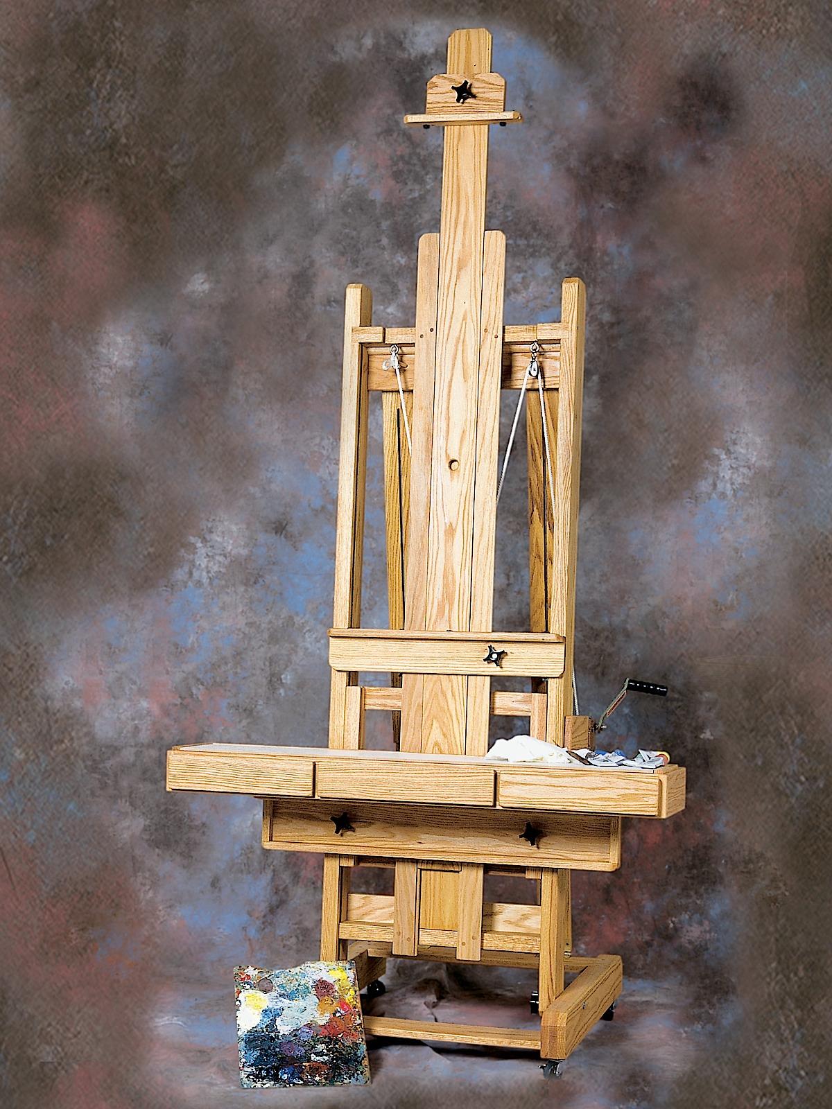 Abiquiu Wood Easel