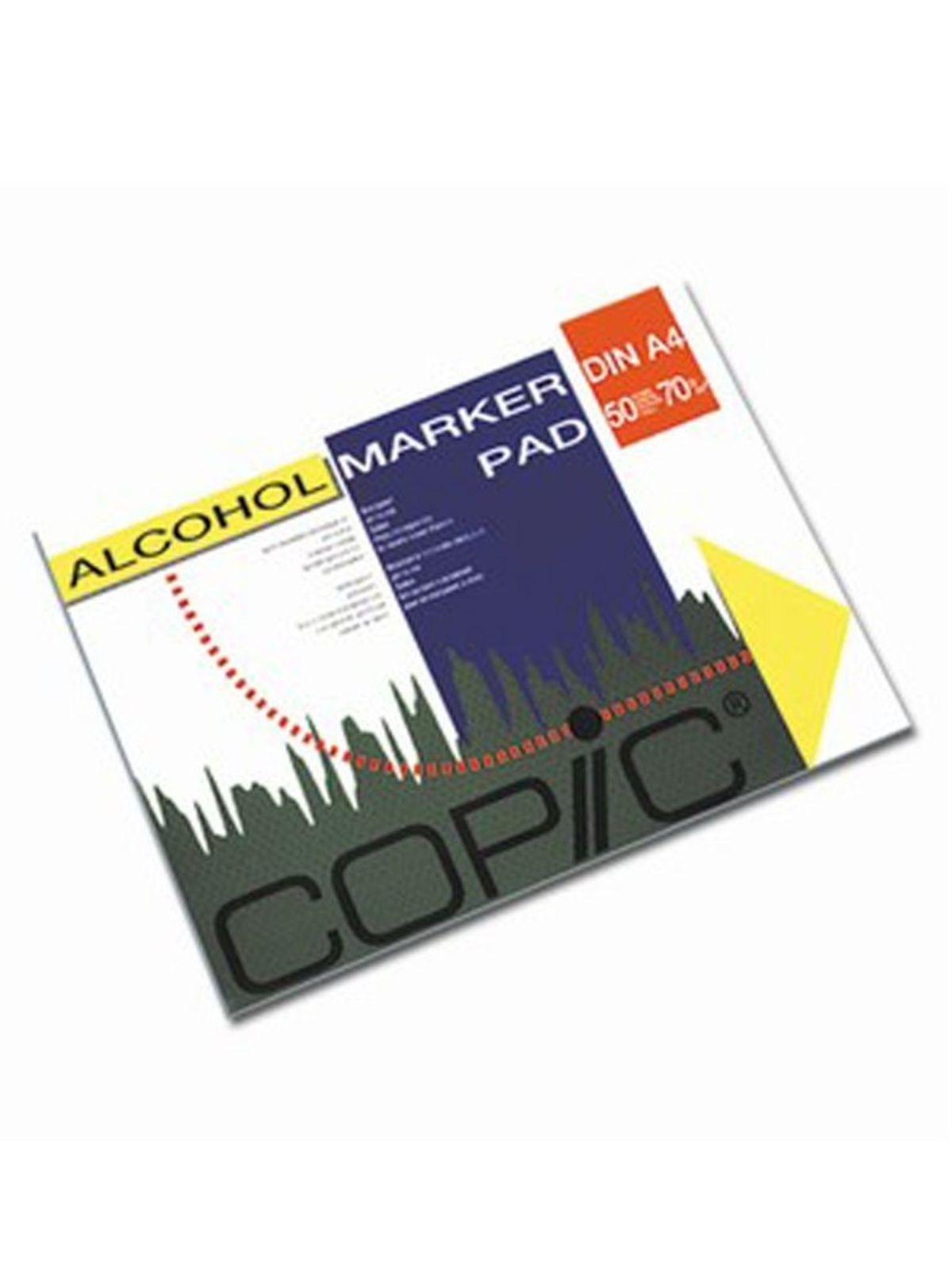 Copic Alcohol Marker Pad A4 Misterart Com