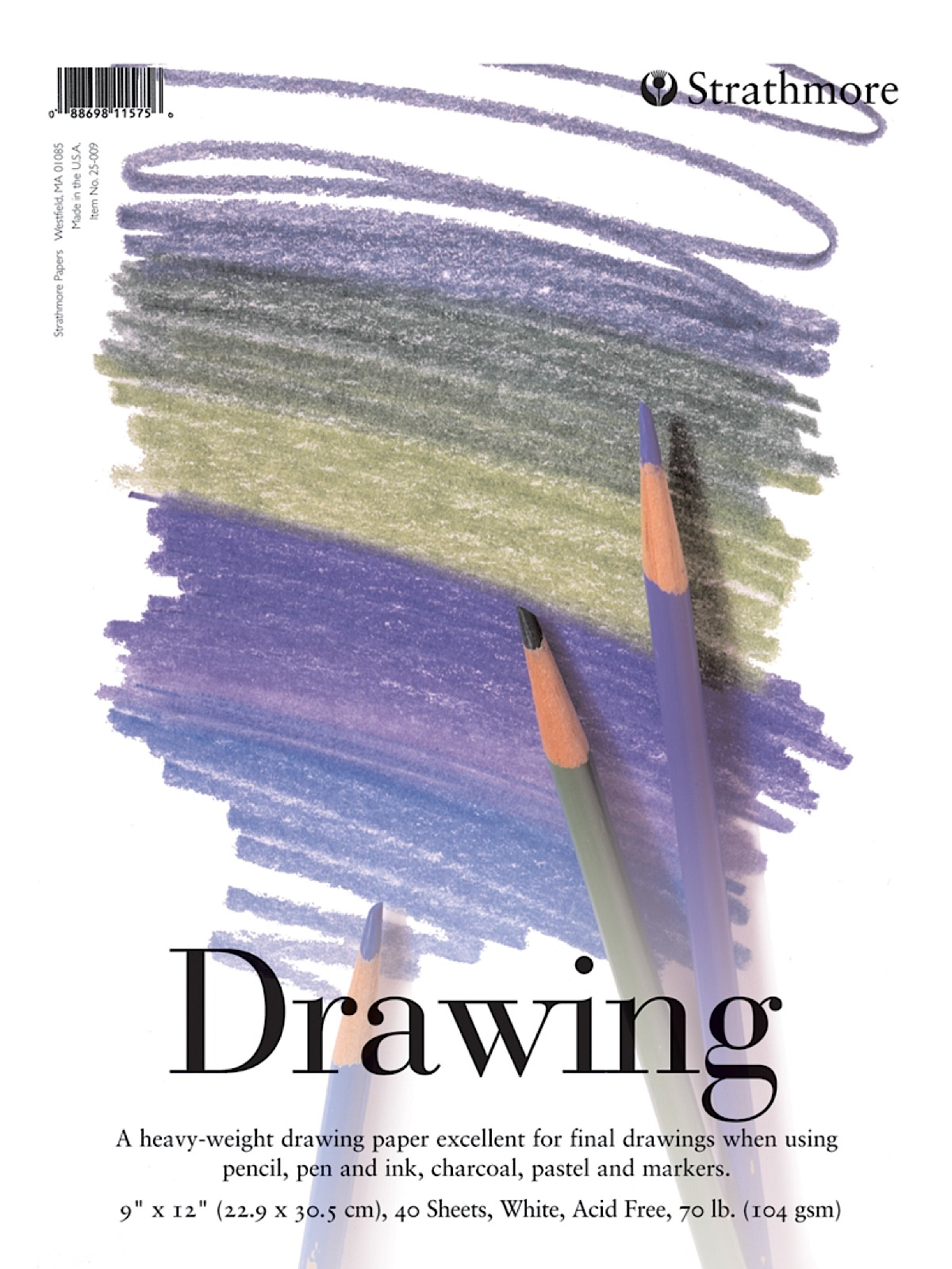 Strathmore - Student Art Drawing Paper Pad