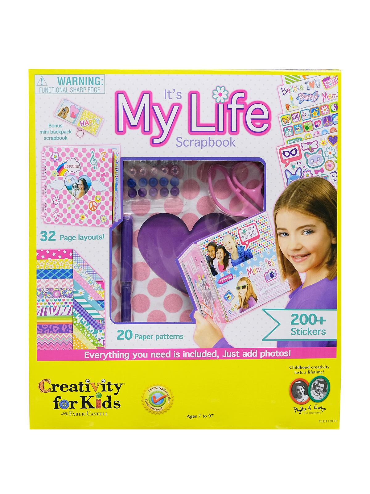 My Life Scrapbook Kit