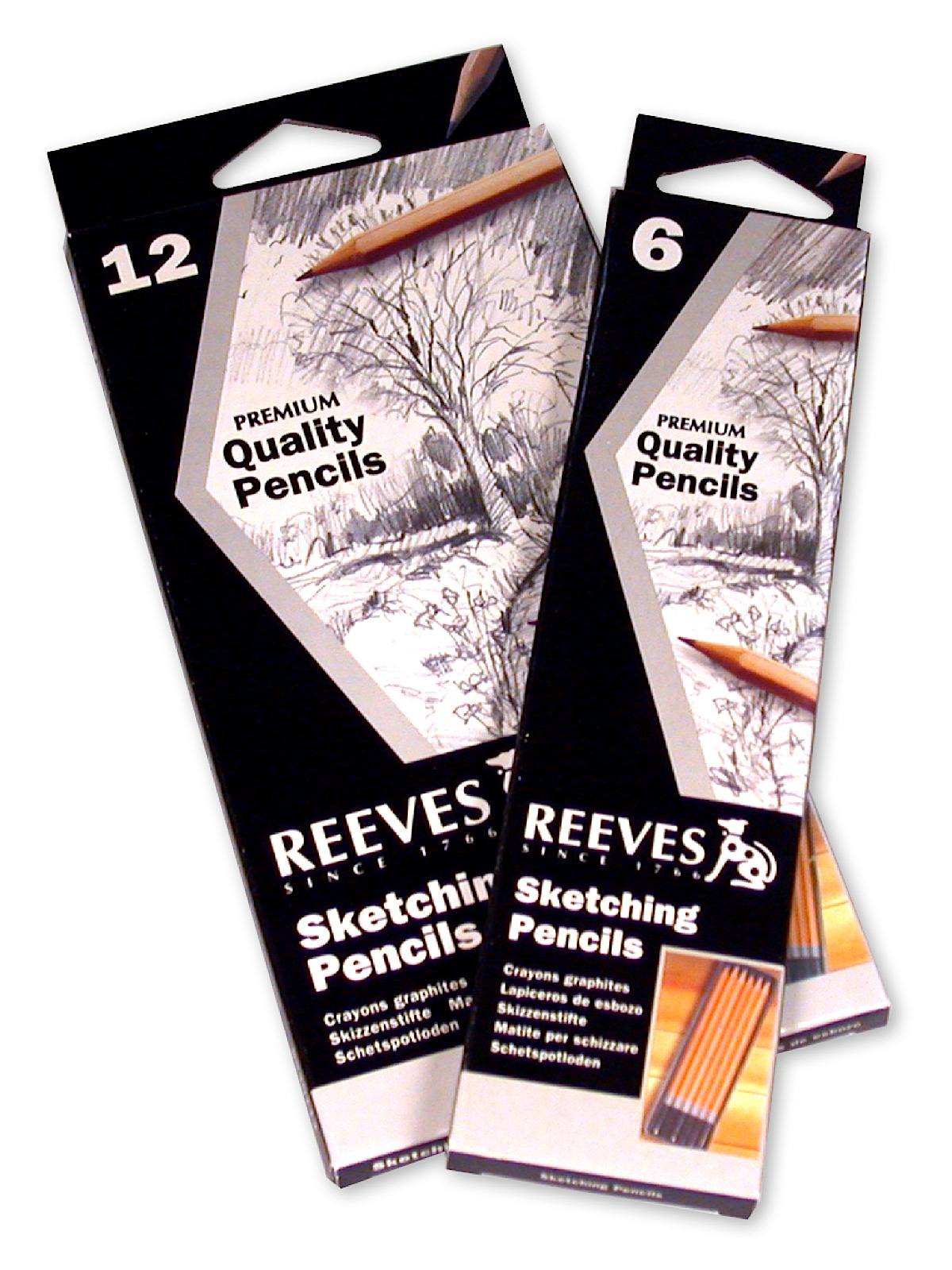 Sketching Pencil Sets