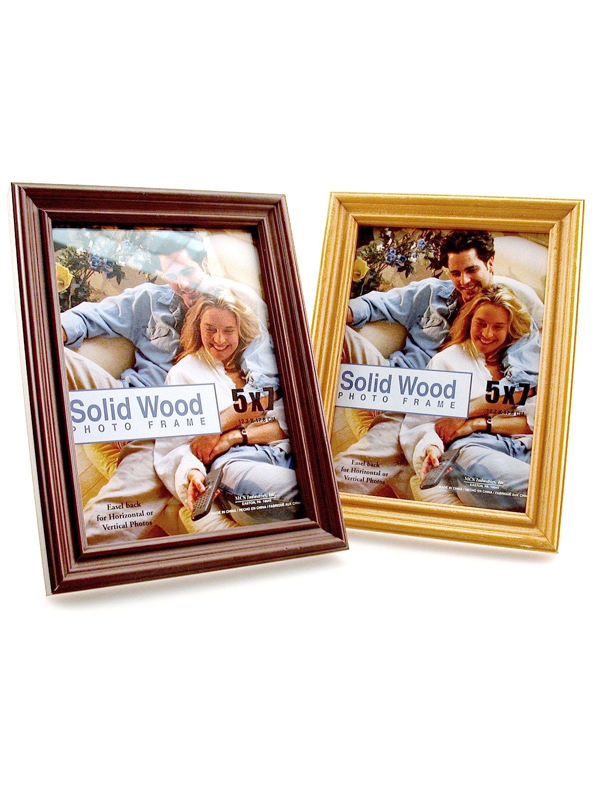 Solid Wood Frame