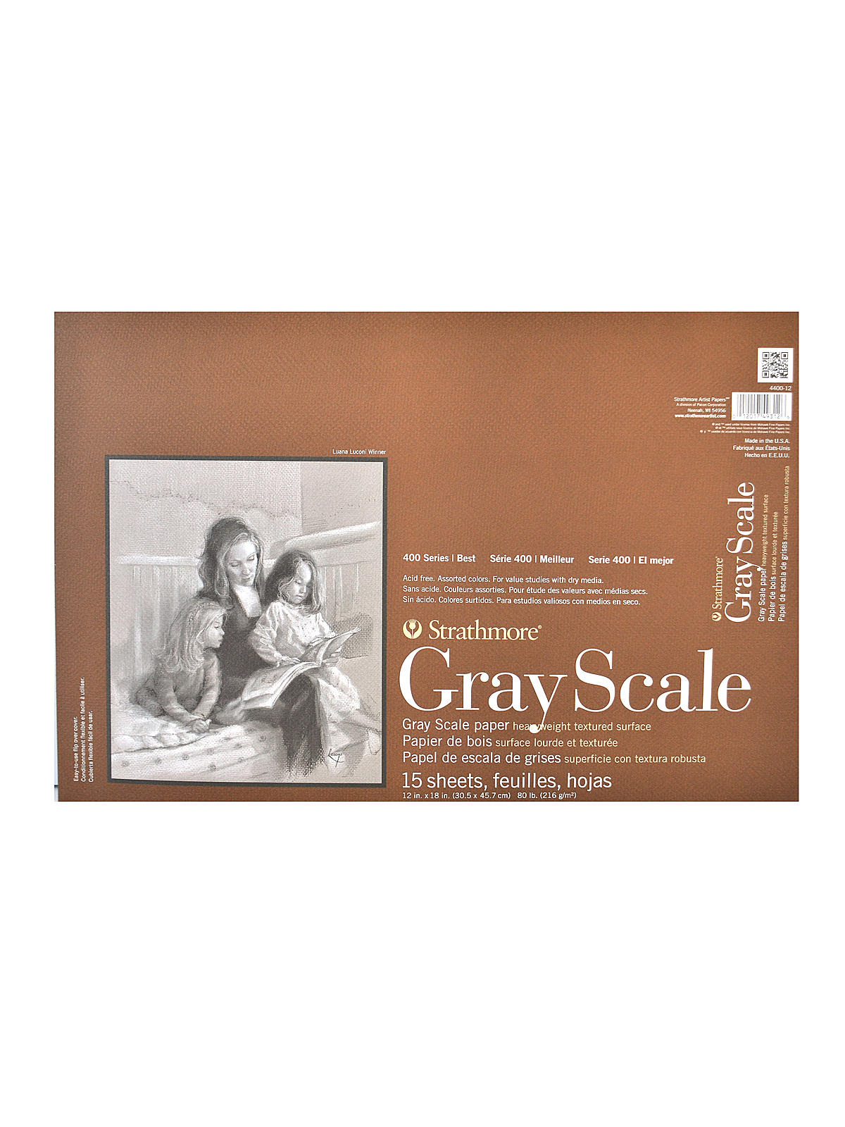 Gray Scale Pad
