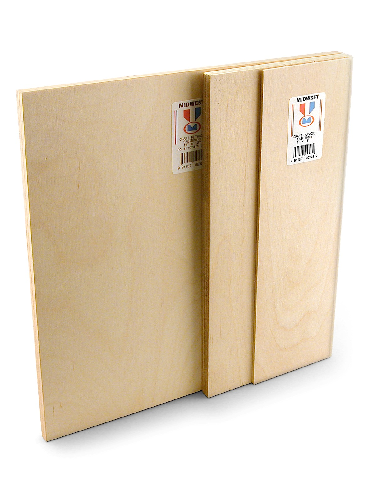 Midwest craft plywood sheets for Thin wood sheets for crafts
