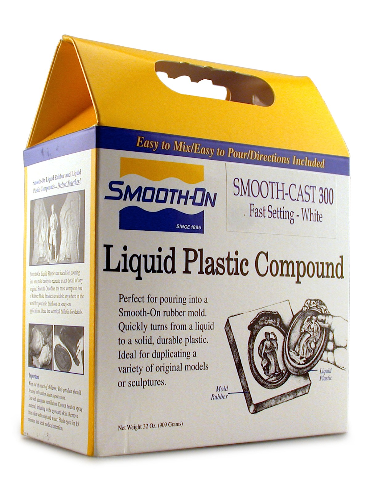 Smooth-Cast 300 Liquid Plastic Compound