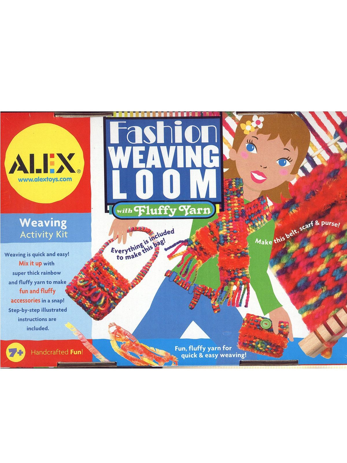 Fashion Weaving Loom