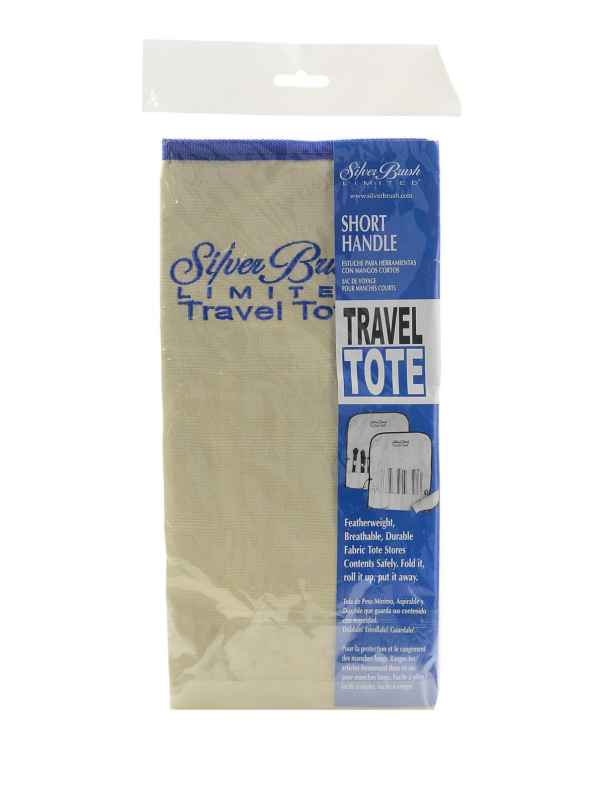 Brush Travel Totes