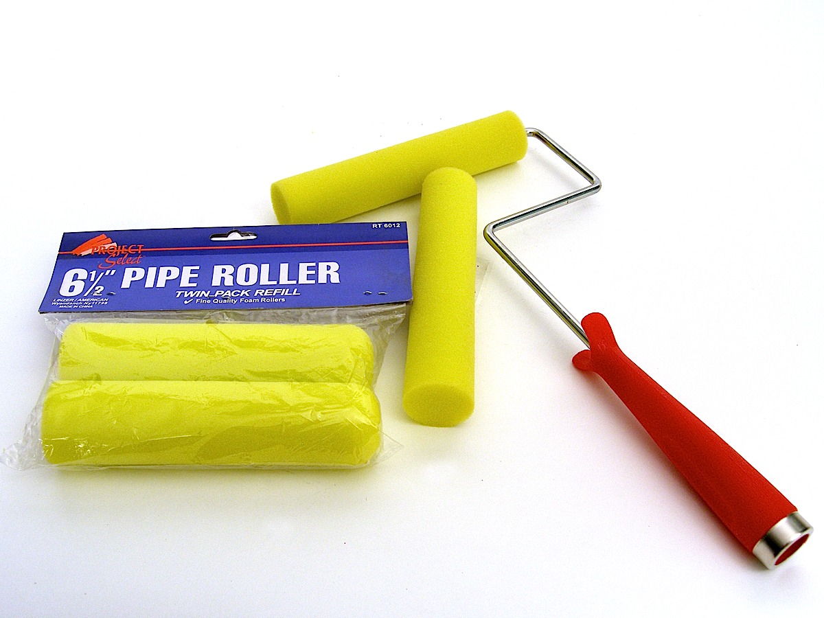 Linzer - Pipe Roller 6 1/2 in.