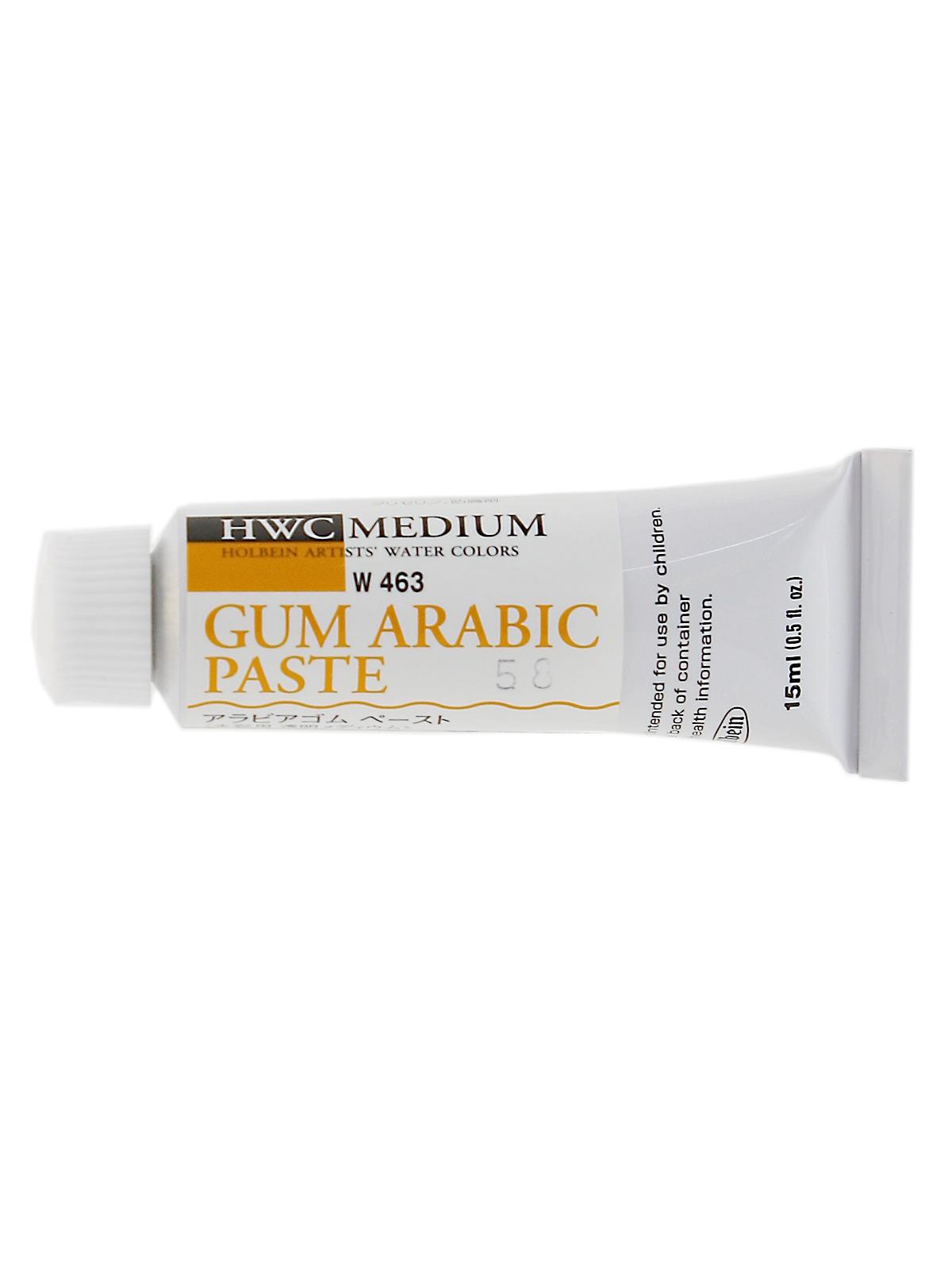 Gum Arabic Paste