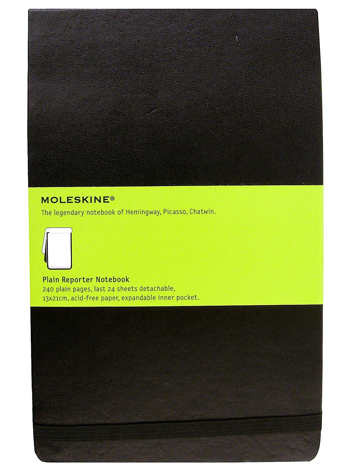 Hard Cover Reporter Notebooks
