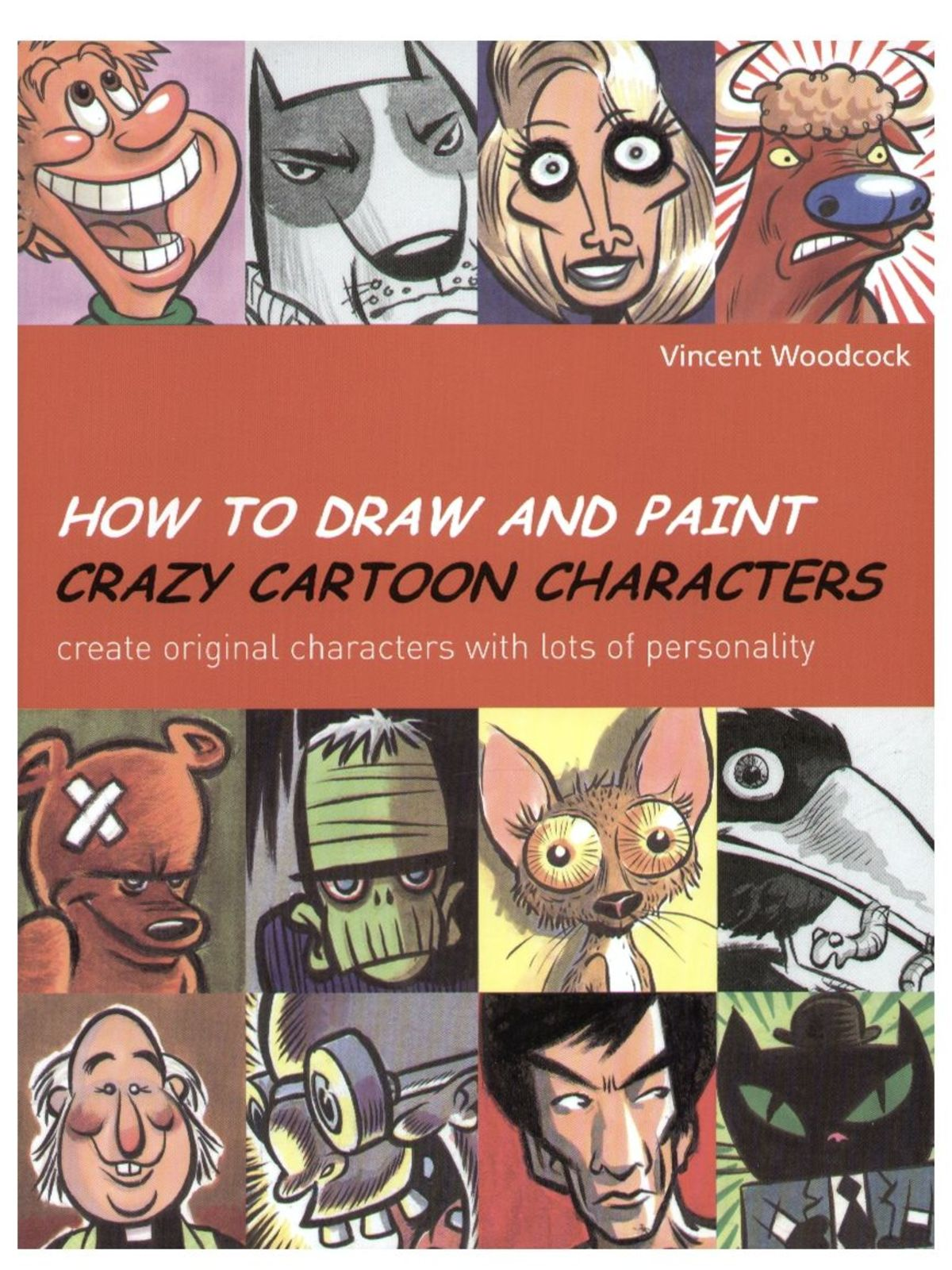 How to Draw and Paint Series