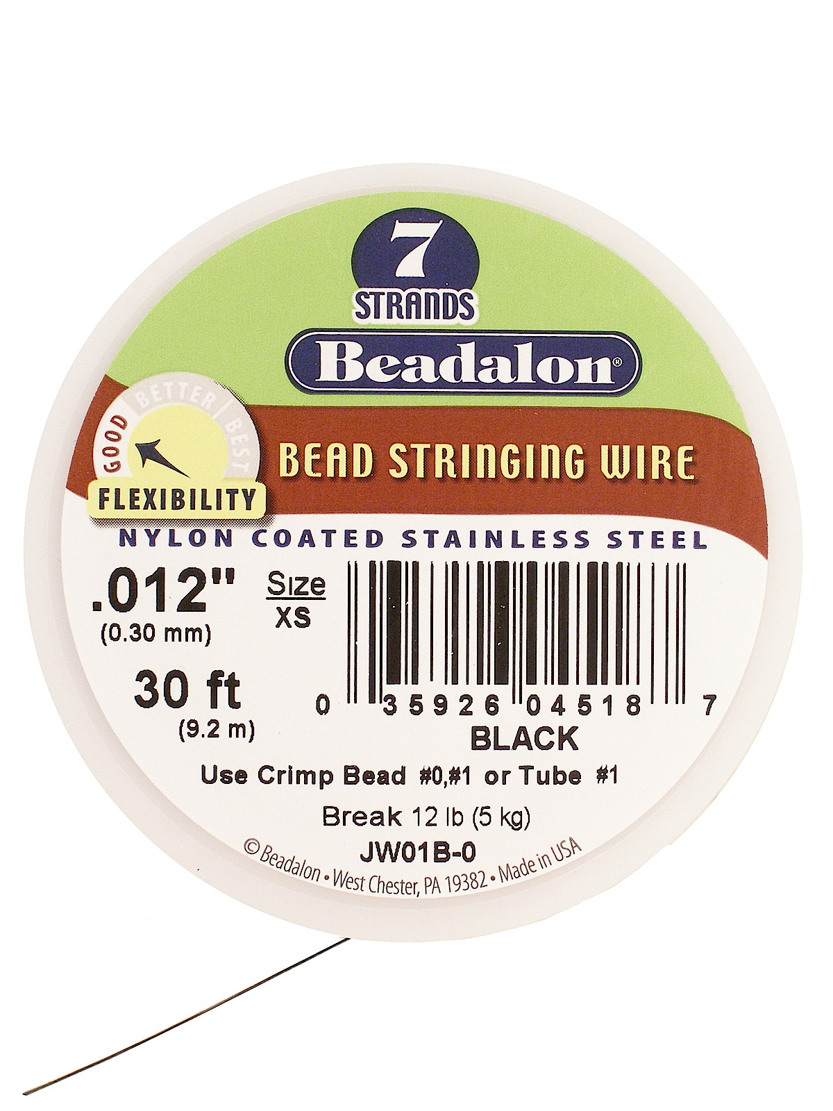 7 Strand Bead Stringing Wire
