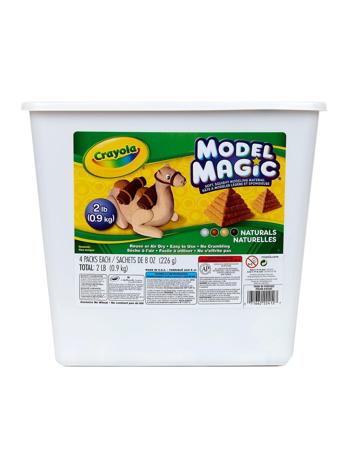 Model Magic Naturals