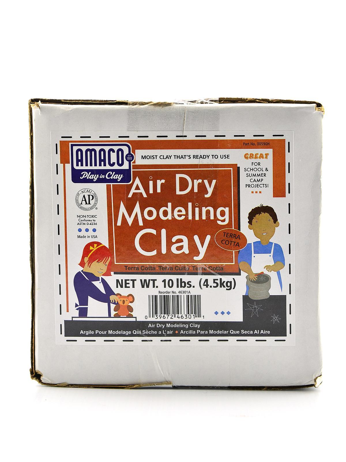 Air Dry Clays