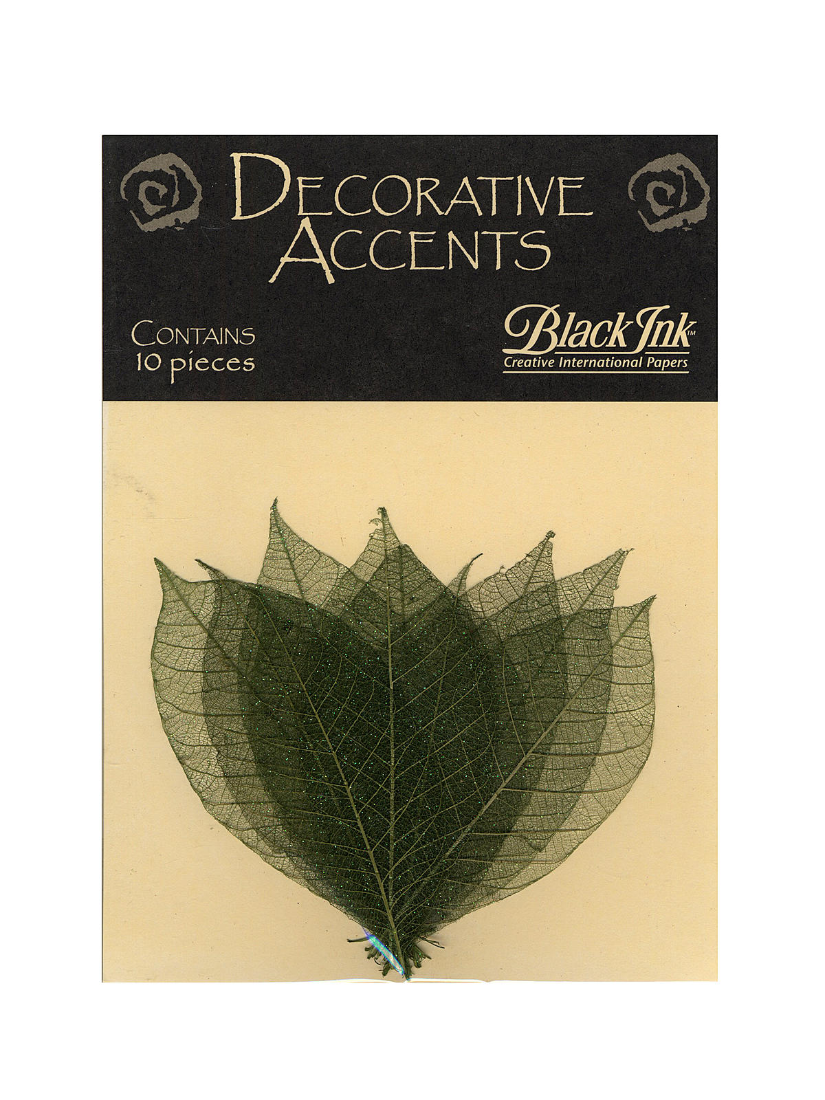 Decorative Accents Rubber Tree Leaves