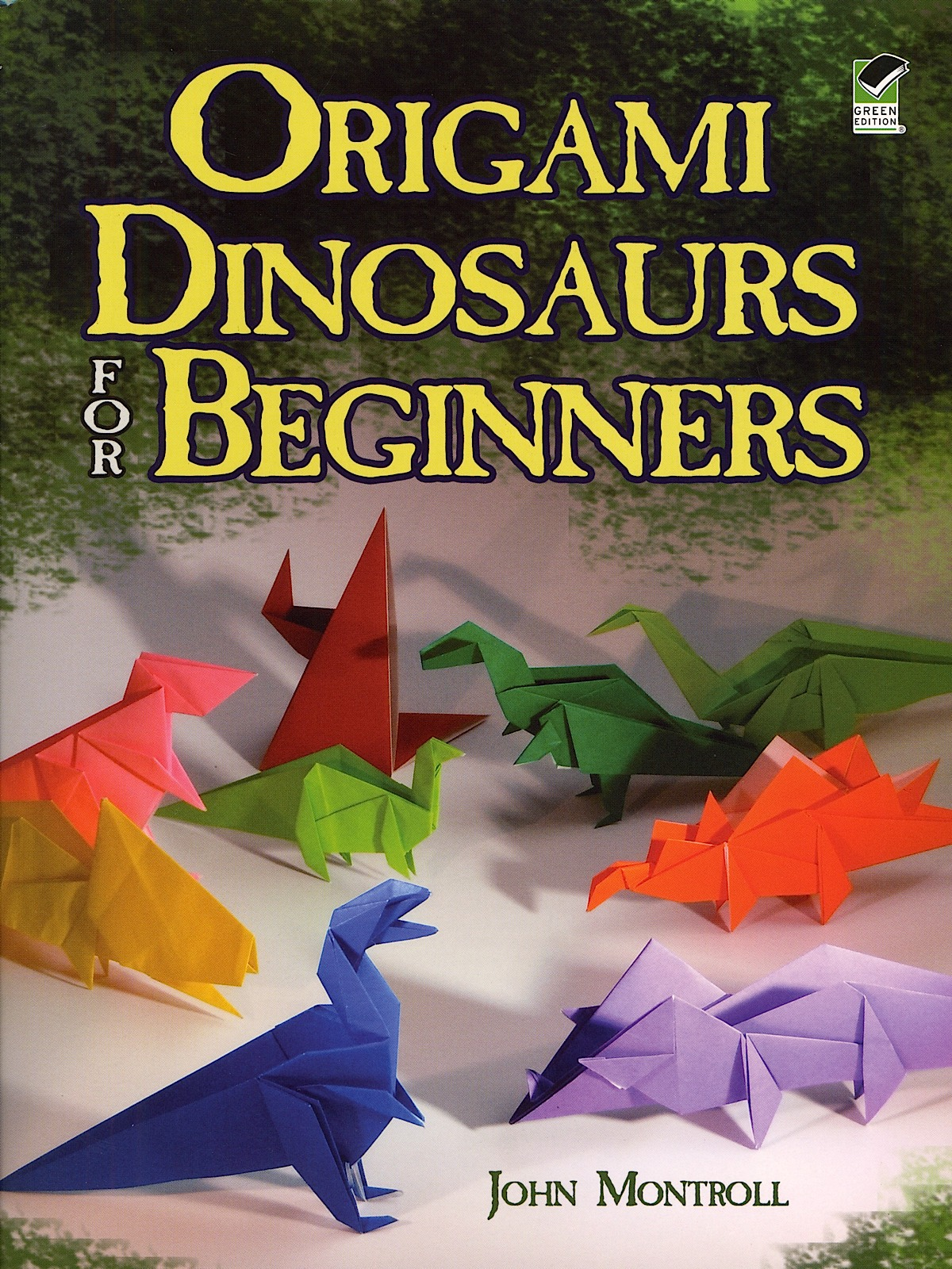 Origami Dinosaurs for Beginners | MisterArt.com - photo#4