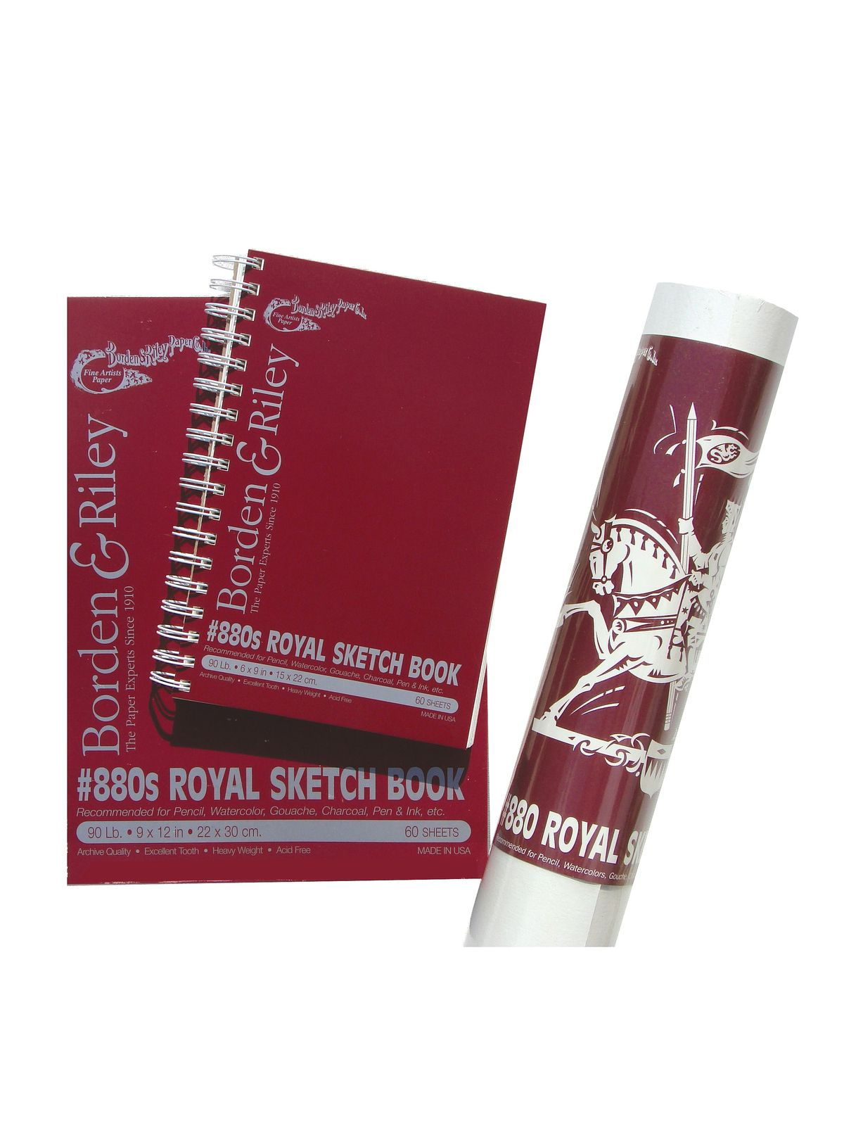 #880 Royal Sketch Paper