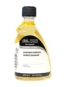 Dammar Varnish 500 ml