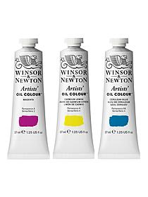 Artists' Oil Colours