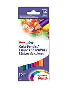 Colored Pencil Assortments