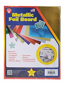Metallic Foil Board
