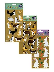 Animal Collection Stickers