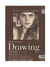 400 Series Drawing Paper Pad