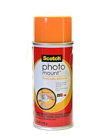 Photomount Spray Adhesive