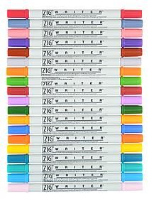 Memory System Writer Dual-Tip Markers
