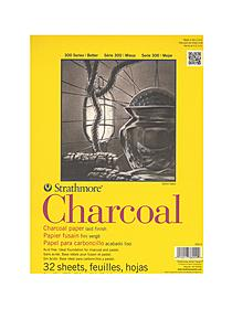 300 Series Charcoal Paper Pads