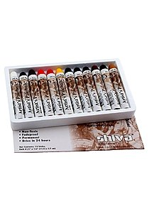 Artist's Paintstik Oil Color Sets