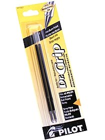 Dr. Grip Ball Point Pen Refills