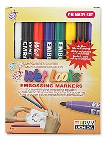 Wet Looks Embossing Marker Set