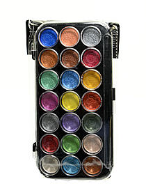 Niji Pearlescent Watercolor Sets