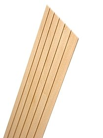 Basswood Clapboard Siding