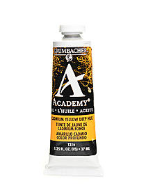 Academy Oil Colors Grumbacher red 1.25 oz.